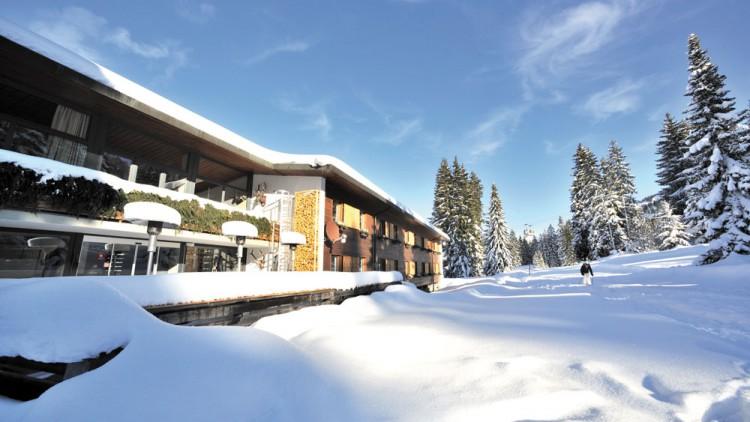 Erstes Bild zu Gstaad - SC Sannewald Lodge
