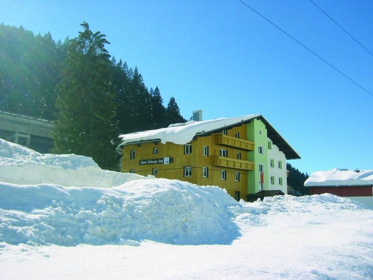 Erstes Bild zu Arlberg Klösterle - SC Arlberger Hof - Saison 2022