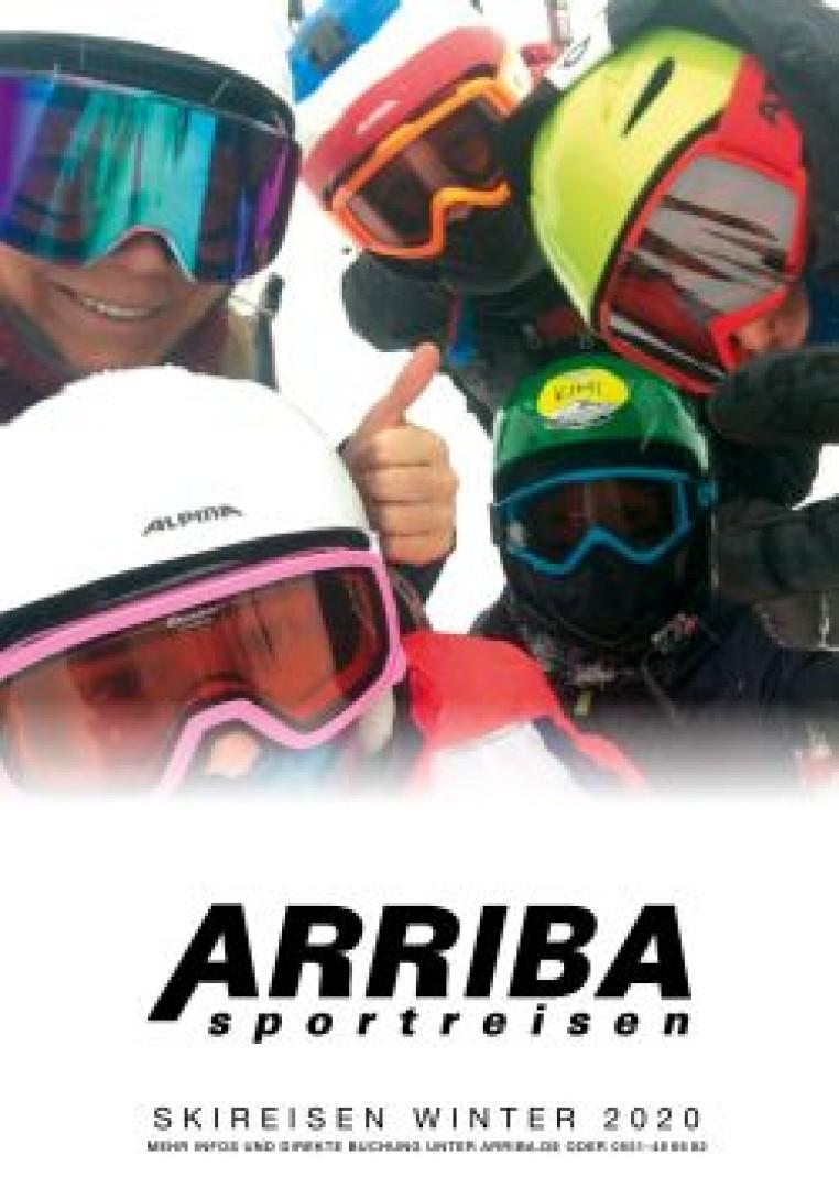 Erstes Bild zu ARRIBA Saison 2020/21 Online