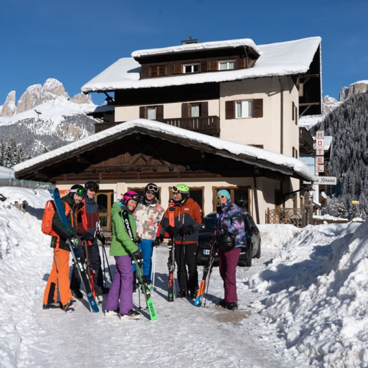 Erstes Bild zu Dolomiten - Alba di Canazei - Adults Only